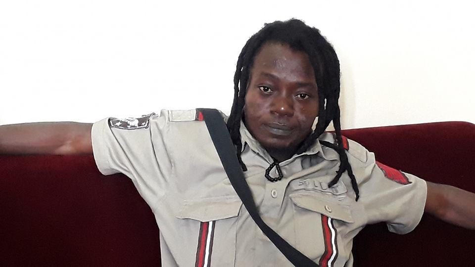 Master G, rappeur guinéen et ancien membre de la Saga Hip-hop.