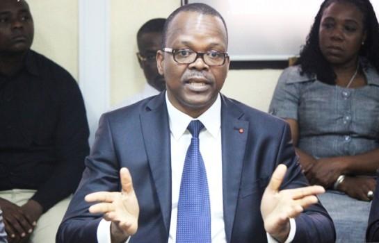 Alain Lobognon, député ivoirien de la ville de Fresco.