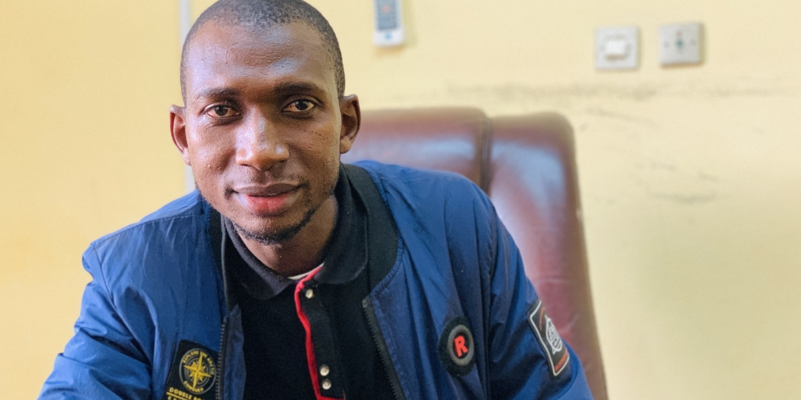 Oumar Barry, Directeur général Rev'médias.